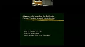 Thumbnail for entry Imaging the epileptic focus. The Dartmouth contribution