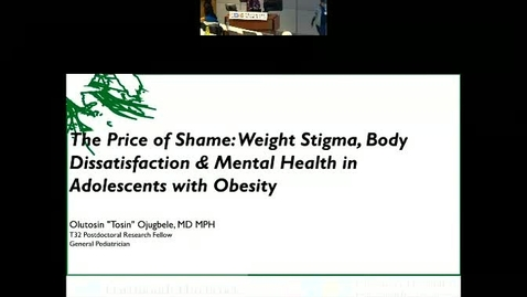 Thumbnail for entry #Bodyacceptance  as a Health Promotion Tool for Adolescents