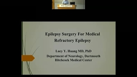 Thumbnail for entry Epilepsy surgery for medical refractory epilepsy