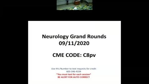 Thumbnail for entry Neurologic Lyme Disease