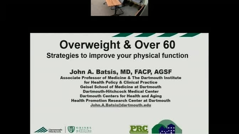 Overweight and Over 60! A Weighty Concern