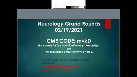 Thumbnail for entry Indomethacin Responsive Headache Disorders