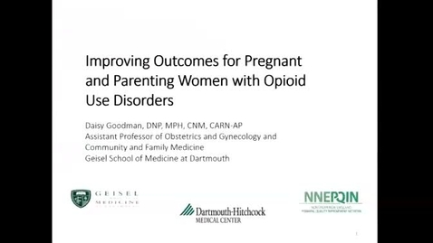 Thumbnail for entry Opioid Crisis and Women's Health
