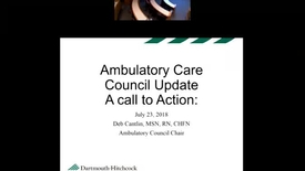 Thumbnail for entry Ambulatory Nursing Update