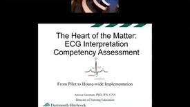 Thumbnail for entry The Heart of the Matter: ECG Interpretation Competency Assessment
