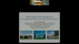 Thumbnail for entry Refocusing IBD Patient Management: Personalized, Proactive and Patient-Centered Care