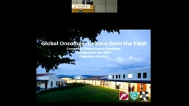 Thumbnail for entry Global Oncology: Lessons from the Field