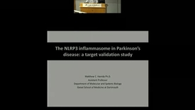 Thumbnail for entry The NLRP3-inflammasome in Parkinson's disease: a target validation study