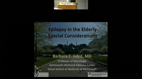 Epilepsy in the Elderly