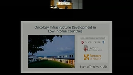 Thumbnail for entry Oncology Infrastructure Development in Low Income Countries