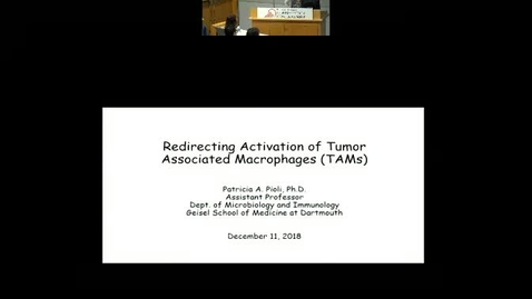 Redirecting Activation of Tumor Associated Macrophages