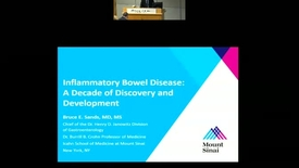 Thumbnail for entry Inflammatory Bowel Disease: A Decade of Discovery and Development