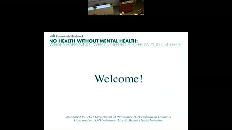 No Health Without Mental Health:What's Happening, What's Needed and How You Can Help