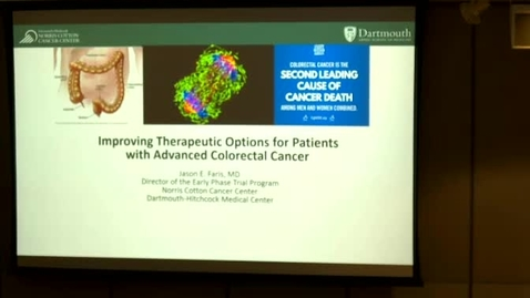 Improving Therapeutic Options for Patients with Advanced Colorectal Cancer