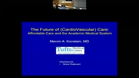 Thumbnail for entry The Future of Cardiovascular Care
