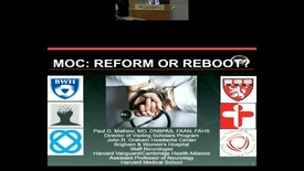 Thumbnail for entry MOC: Reform or Reboot
