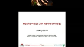 Thumbnail for entry Making waves with nanotechnology