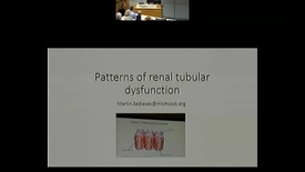 Thumbnail for entry Patterns of Renal Tubular Dysfunction