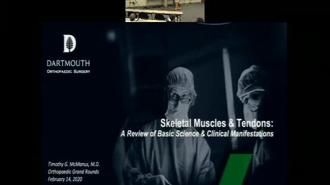 Thumbnail for entry Skeletal Muscle and Tendon