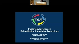 Thumbnail for entry Technology Commercialization in Rehabilitation and Pediatrics: TREAT and NEPDC