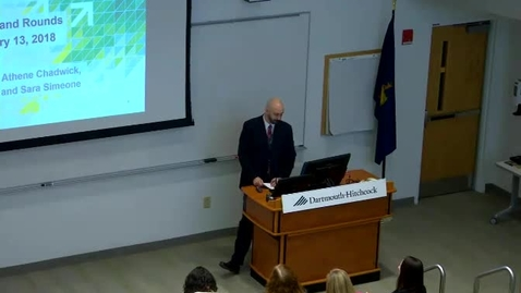 Sustaining Change: Lessons Learned from the Cancer Center 2012 – 2017 Part 1