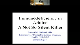 Thumbnail for entry Immunodeficiency in Adults: A Not So Silent Killer