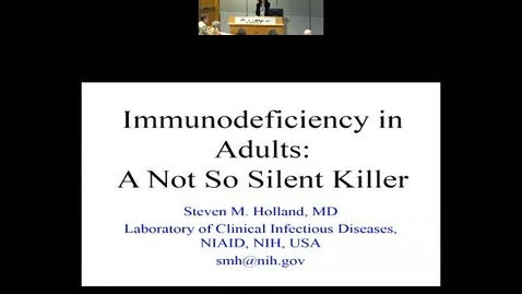 Immunodeficiency in Adults: A Not So Silent Killer