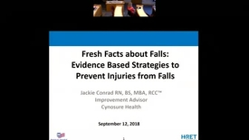 Thumbnail for entry Evidenced-Based Strategies to Prevent Injuries From Falls