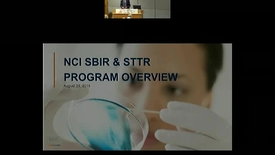 Thumbnail for entry NCI SBIR/STTR Programs: Overview and Dartmouth Case Studies