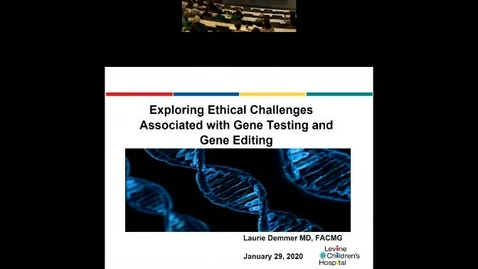 Thumbnail for entry Exploring Ethical Challenges Associate with Gene Testing and Gene Editing