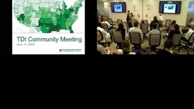 Thumbnail for entry TDI Community Meeting
