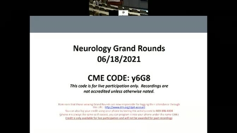 Thumbnail for entry Artificial Intelligence: A Smart Move for Neurology