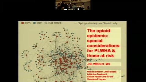 Thumbnail for entry Opioid Epidemic:  Special Considerations for PLWHA and Those at Risk