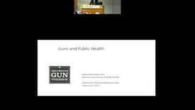 Thumbnail for entry Guns and Public Health