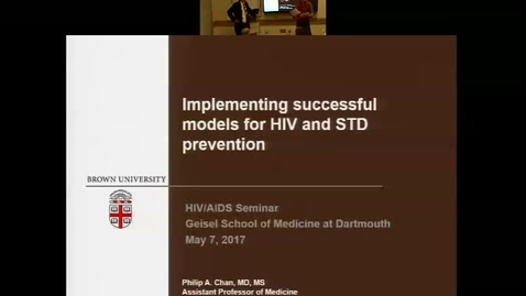 Thumbnail for entry HIV Prevention: Testing, PrEP and Other Strategies