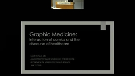 Thumbnail for entry Graphic Medicine: the interaction of comics and the discourse of healthcare