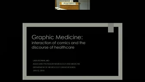 Graphic Medicine: the interaction of comics and the discourse of healthcare