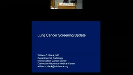 Thumbnail for entry CT Lung Cancer Screening Update