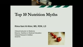 Thumbnail for entry Top 10 Nutrition Myths