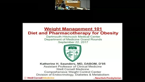 Weight Management 101: Diet and Pharmacotherapy for Obesity
