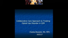 Thumbnail for entry Collaborative Care Approach to Treating Opioid Use Disorder in Primary Care