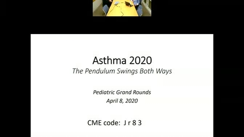 Thumbnail for entry Asthma Guidelines 2020: The Pendulum Swings Both Ways