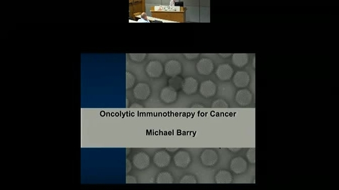 Oncolytic Virotherapy for Cancer
