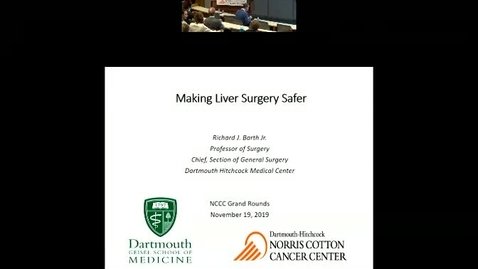 Thumbnail for entry Making Liver Surgery Safer
