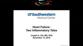 Thumbnail for entry Heart Failure: Two Inflammatory Tales