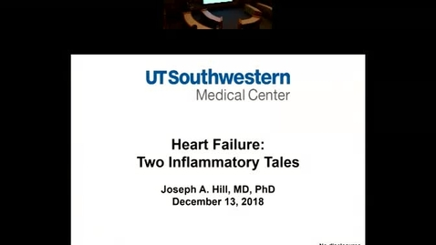 Heart Failure: Two Inflammatory Tales