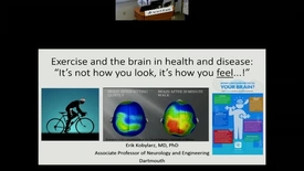 Thumbnail for entry Exercise and the brain in health and disease: 'It's not how you look, it's how you feel...!