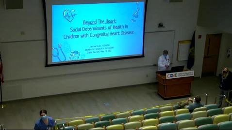 Thumbnail for entry Beyond the Heart: Social Determinants of Health in Children with Congenital Heart Disease