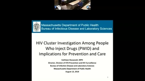 Thumbnail for entry HIV Cluster Investigation Among People Who Inject Drugs and Implications for Prevention and Care