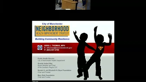 Thumbnail for entry Neighborhood Health Improvement Strategy